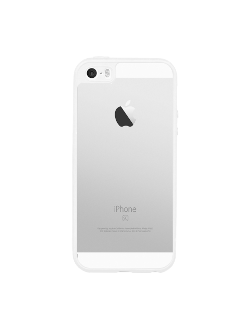 Coque Personnalisable iPhone 5/5S/SE Blanc