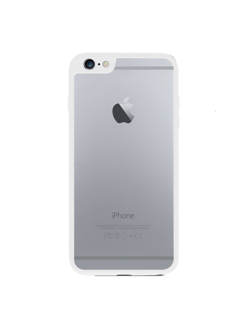 Coque Personnalisable iPhone 6 Plus / 6S Plus Blanc