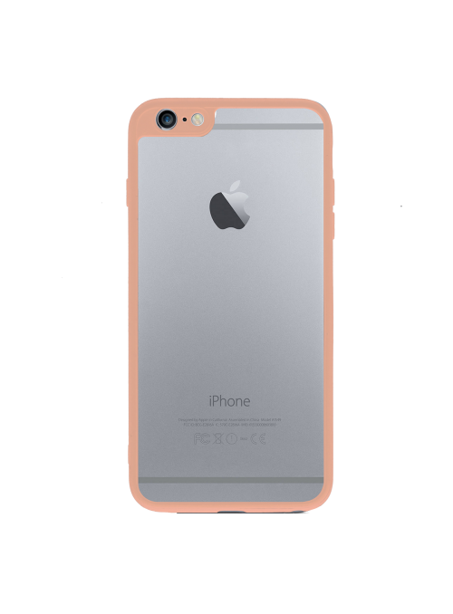 Coque Personnalisable iPhone 6 Plus / 6S Plus Rose