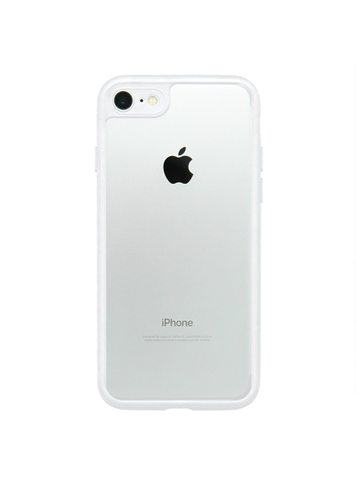 Coque Personnalisable iPhone 7 Blanc