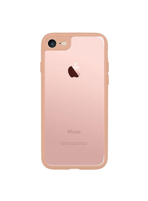 Coque Personnalisable iPhone 7 Rose
