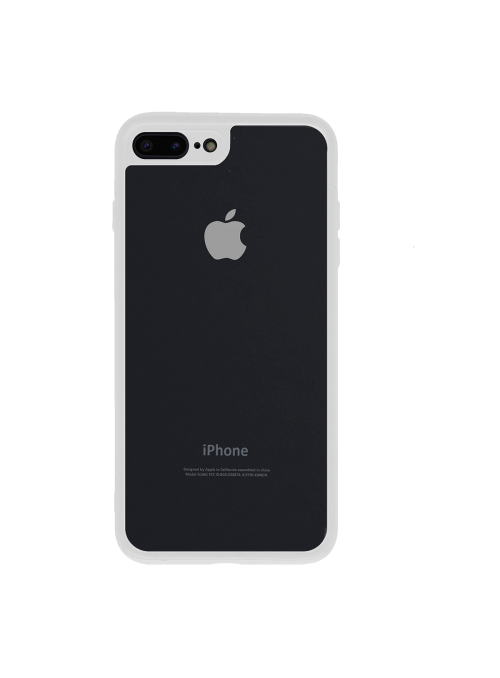 Coque Personnalisable iPhone 7 Plus Blanc
