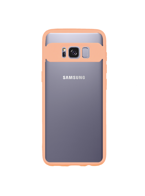 Coque Personnalisable Samsung Galaxy S8 Rose
